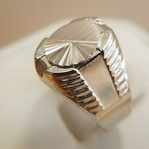Men's Ring 15mm sz 7 8 9 10 11 12 13